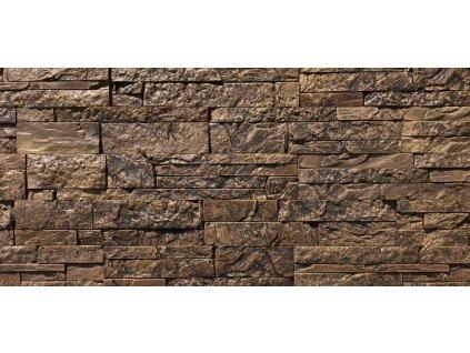 Kamenný obklad lámaný mramor ARIZONA 2804 39,5 x 9 cm  | cena za balení