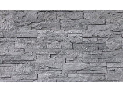 Kamenný obklad lámaný mramor KLERMON 2801 39,5 x 9 cm  | cena za m2