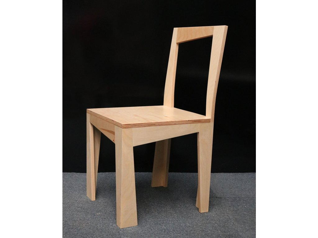 Designová židle Chao-ORIGINÁL