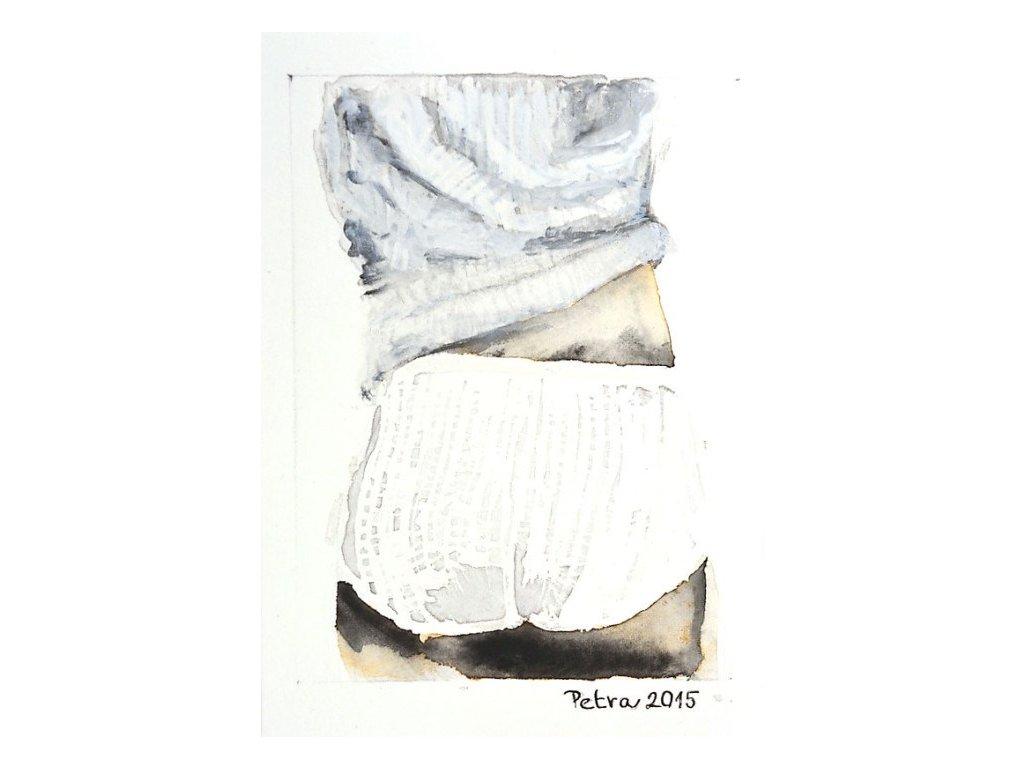 Tilko a slipy akvarel tus 148 x 105 2015 nezaramovano cena 8000 1 1