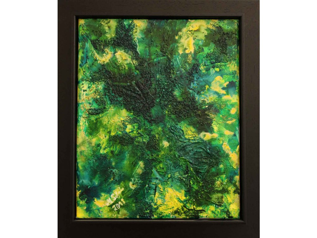 Smaragd 22x30cm 3900kč