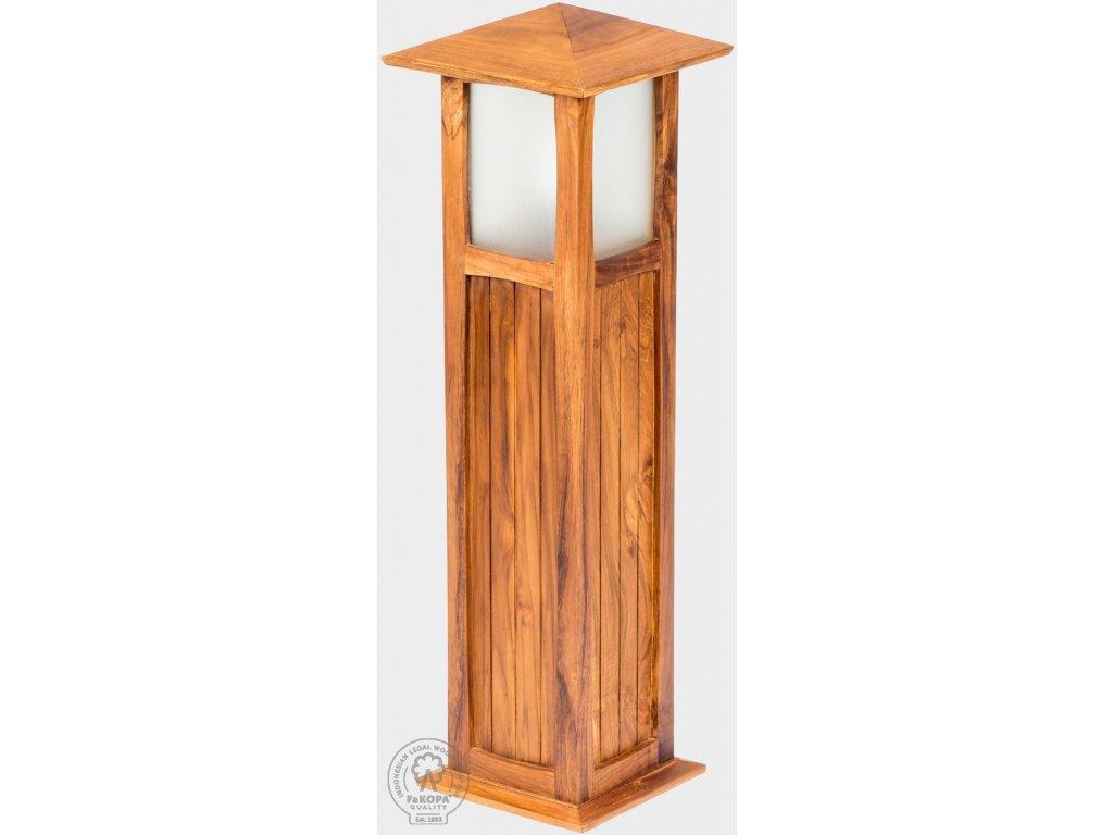 9044 lucio ii lampa z teaku