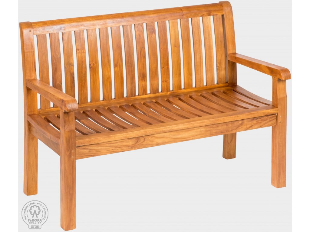 9065 pietro 120 lavice z teaku