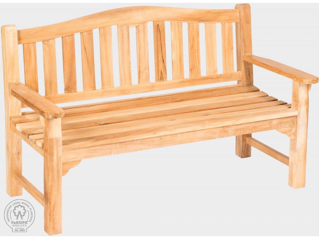9071 alda lavice z teaku