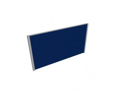 Akustik paravan pro stůl DUAL 2 seg. délky 120 cm - MSD TPA 2 1200