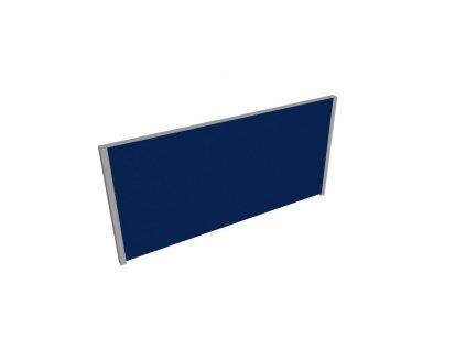 Akustik paravan pro stůl DUAL 2 seg. délky 140 cm - MSD TPA 2 1400