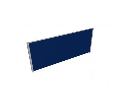 Akustik paravan pro stůl DUAL 2 seg. délky 160 cm - MSD TPA 2 1600