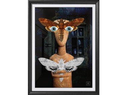 moth HaneleCZ
