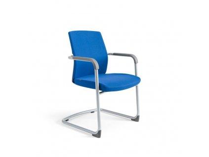 Jednací židle JCON WHITE