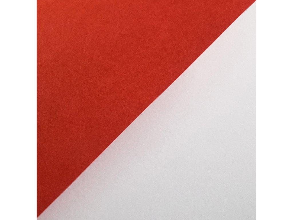 Rainbow, 160 g, 92 x 65, intenzivní červená/28