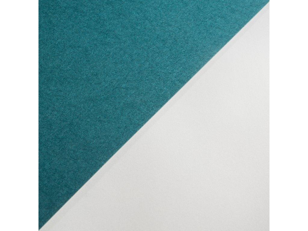 Gmund Color Matt, 350 g, 70 x 100, petrol