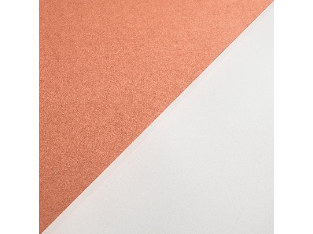 Color style, 300 g, 70 x 100, Copper Orange – cihlová