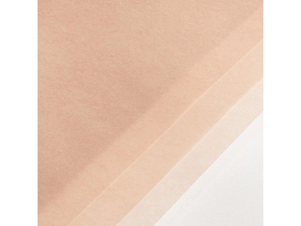 Curious Translucents, 100 g, 70 x 100, nude – hnědá transparentní