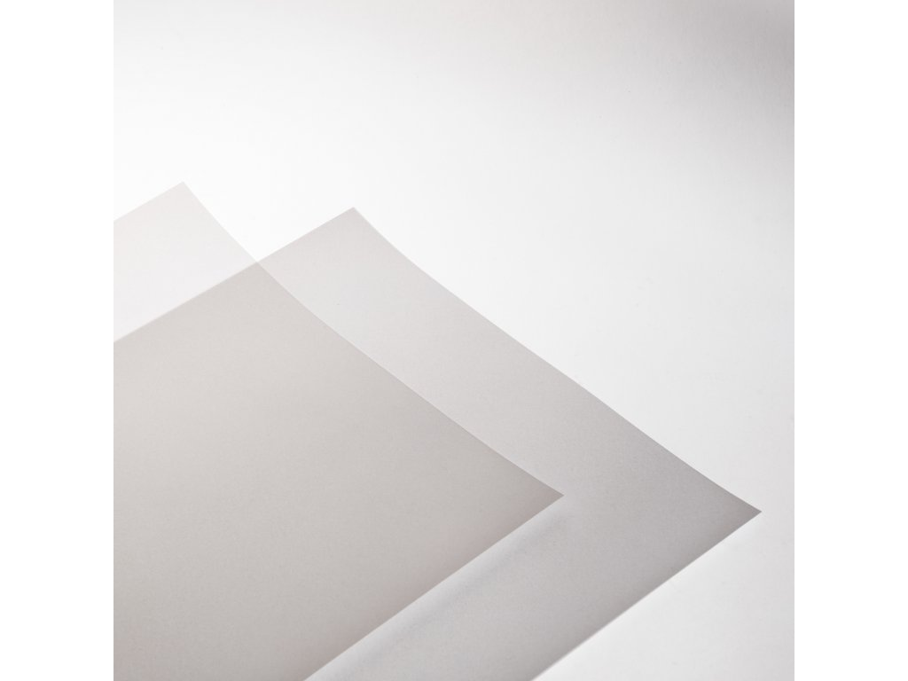 Cromatico, 200 g, 66 x 102, transparentní – extra bílá