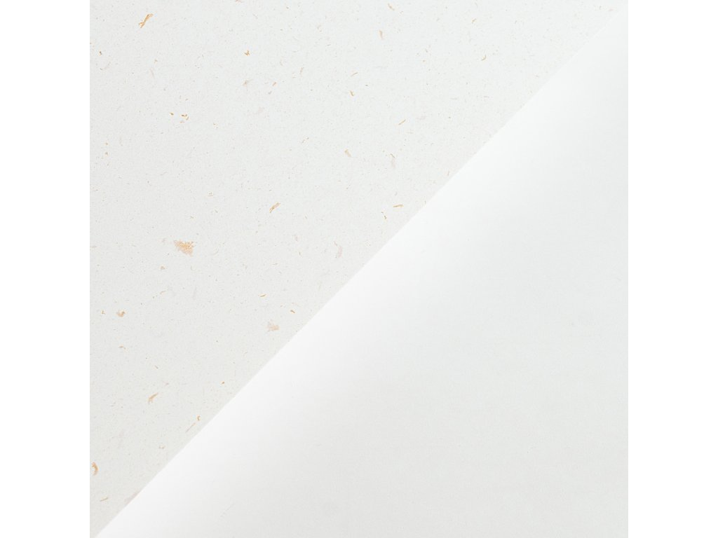 Keaykolour, 250 g, B1, Particles Sunshine, recykl, zlaté částice v bílé