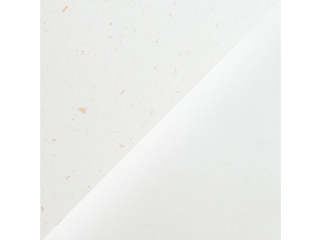 Keaykolour, 250g, B1, Particles Sunshine, recykl, zlaté částice v bílé