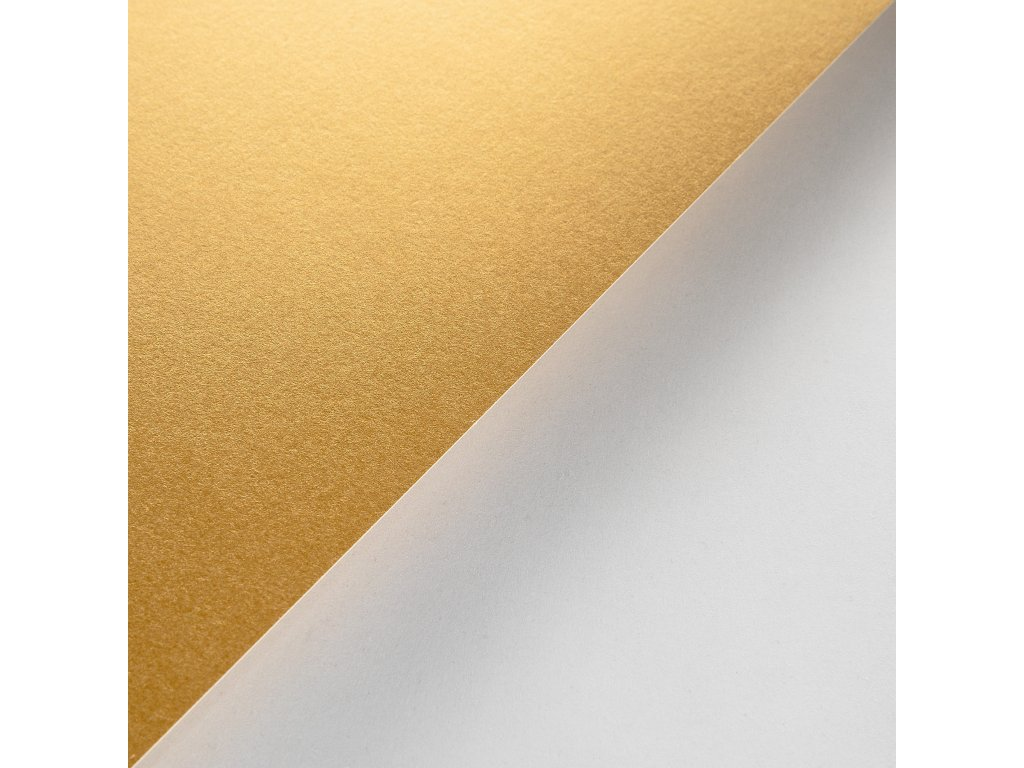 Majestic, 250g, 72x102, gold satin (35)