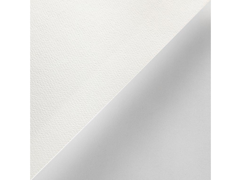 Mohawk via felt, 220g, B1, pure white