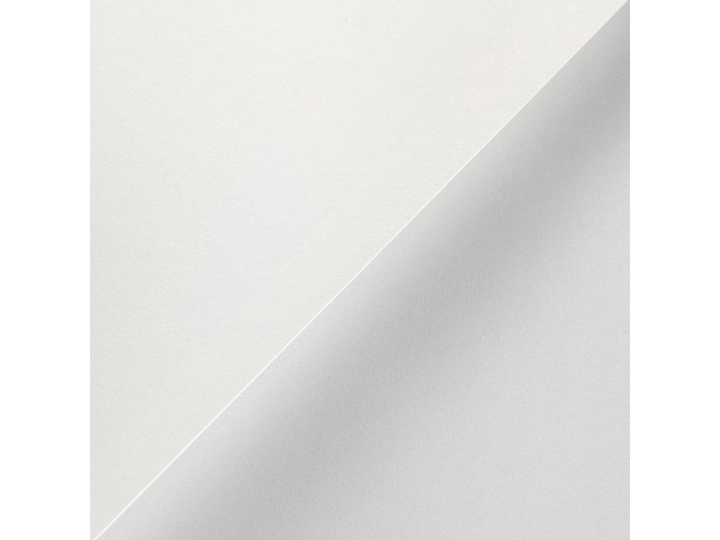 Munken Polar, 300g, 102x72, satinovaný bílý - úzká dráha