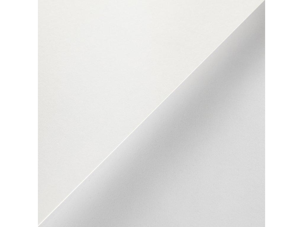 Munken Polar, 400 g, 72 x 102, satinovaný bílý – úzká dráha