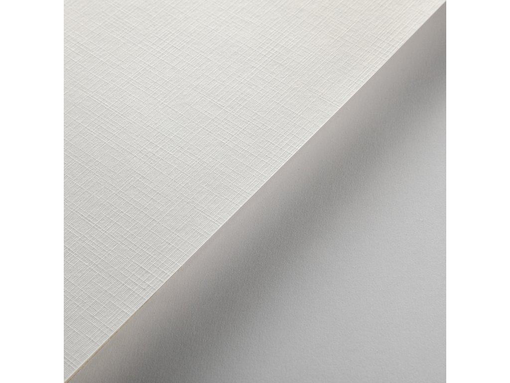 Opale plátno, 250g, B1, pure white