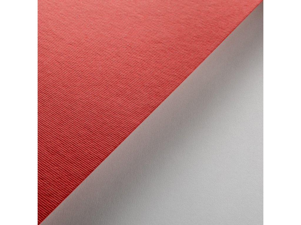 Twill, 240 g, B1, červená