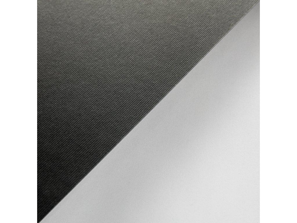 Twill, 360 g, 72 x 102, černá