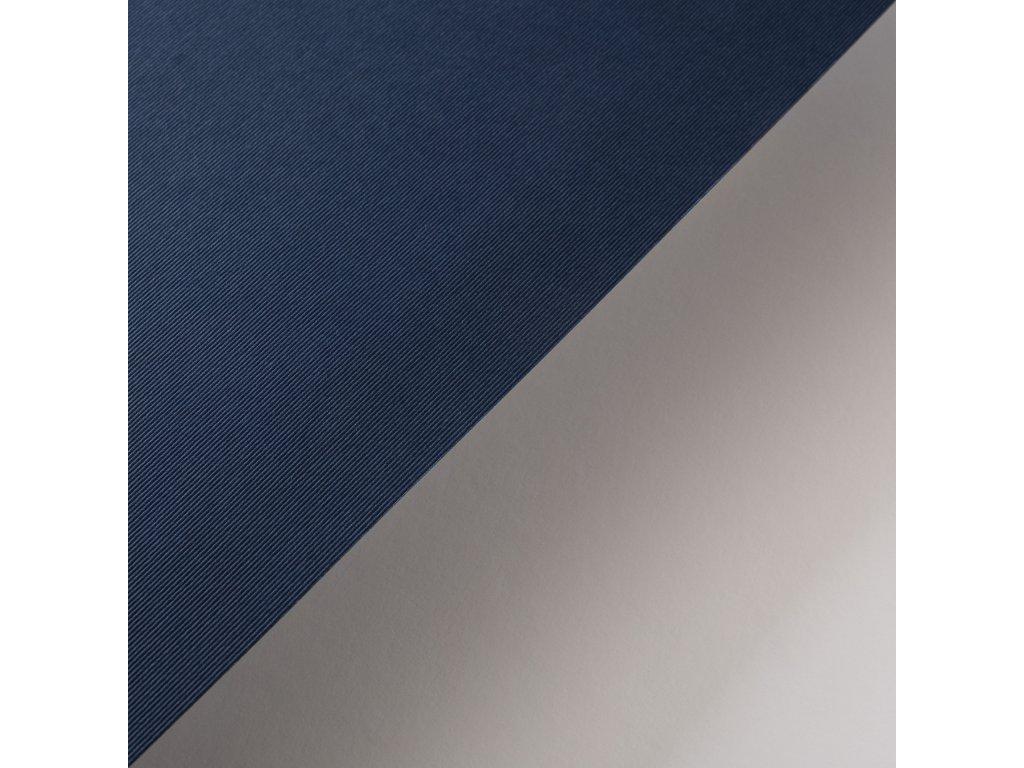 Twill, 120 g, 72 x 102,  indigo modrá