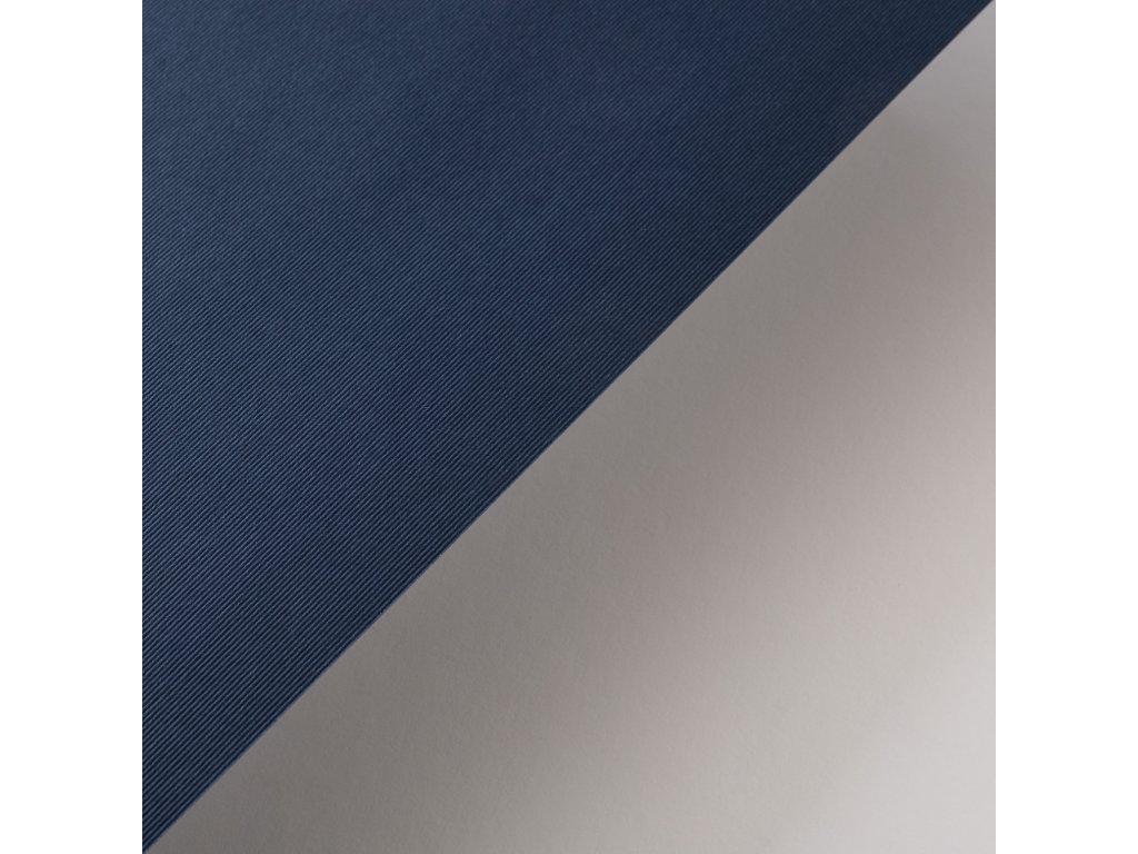 Twill, 240 g, 72 x 102, indigo modrá