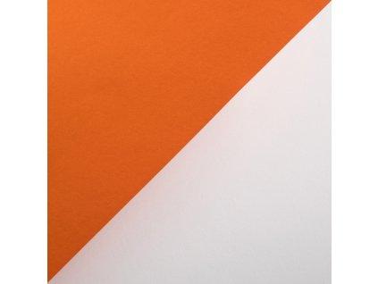 Rainbow, 160 g, 92 x 65, intenzivní oranžová/26