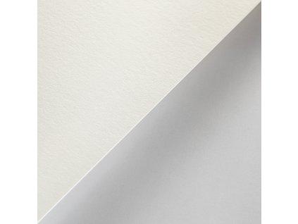 Munken Lynx Rough 300 g, 72 x 102, bílý, vol 1.4