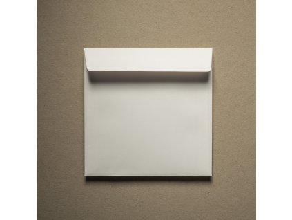 Obálka, 16 x 16, Via Felt Pure White, 120 g