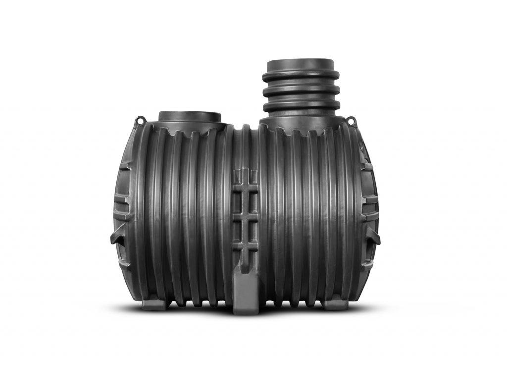 Akumulace přečištěné (dešťové) vody včetně vybavení - Hellstein A5
