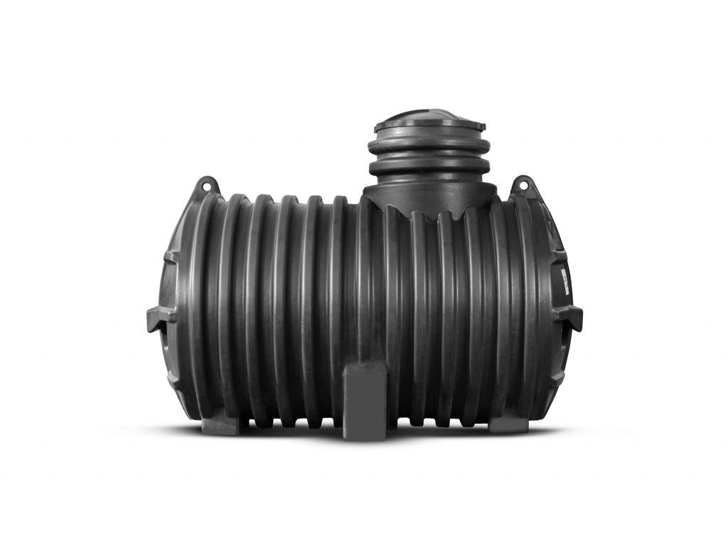 Akumulace přečištěné (dešťové) vody včetně vybavení - Hellstein A3