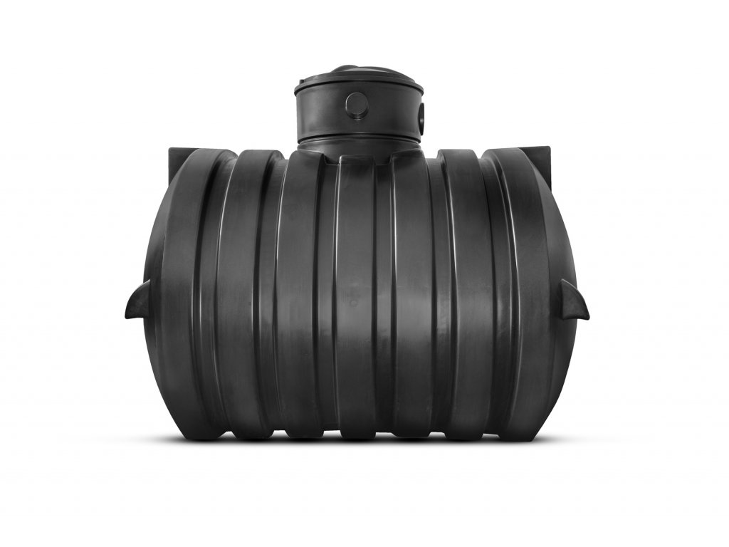 Akumulace přečištěné (dešťové) vody včetně vybavení - Hellstein A6