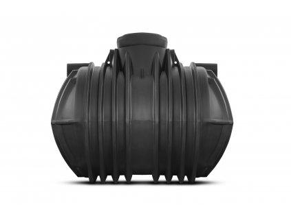 Akumulace přečištěné (dešťové) vody včetně vybavení - Hellstein A4