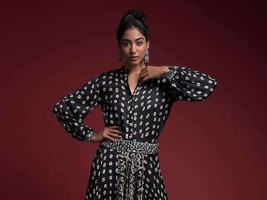 Co pro Vás děláme, než Vám nabídneme kolekci moderní indické módy. Například děsivá zkušenost se značkou Kalki.