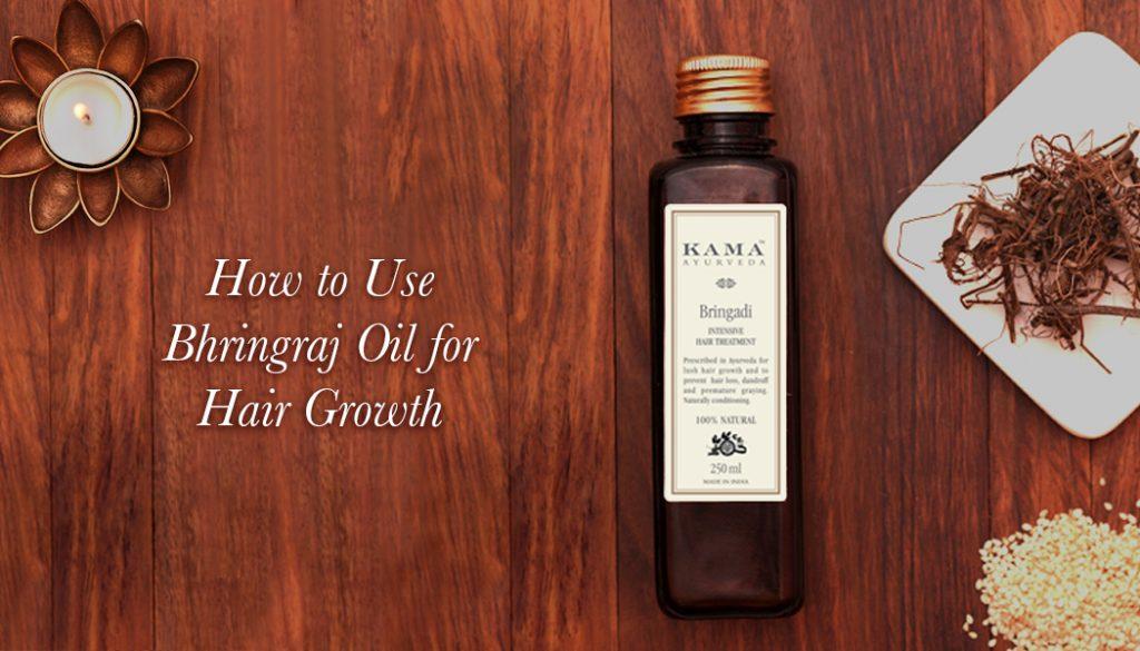 WONDER HERB BHRINGRAJ - HOW TO USE BHRINGRAJ OIL FOR HAIR GROWTH