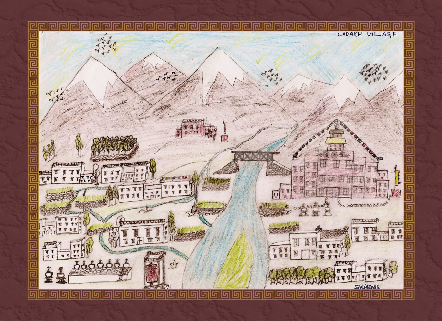 pohlednice_vesnice