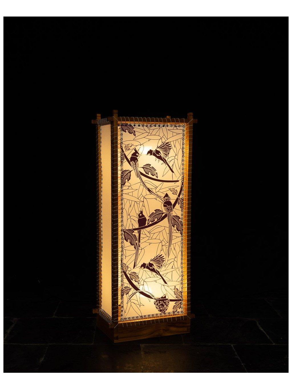 Fly catcher lamp (4)