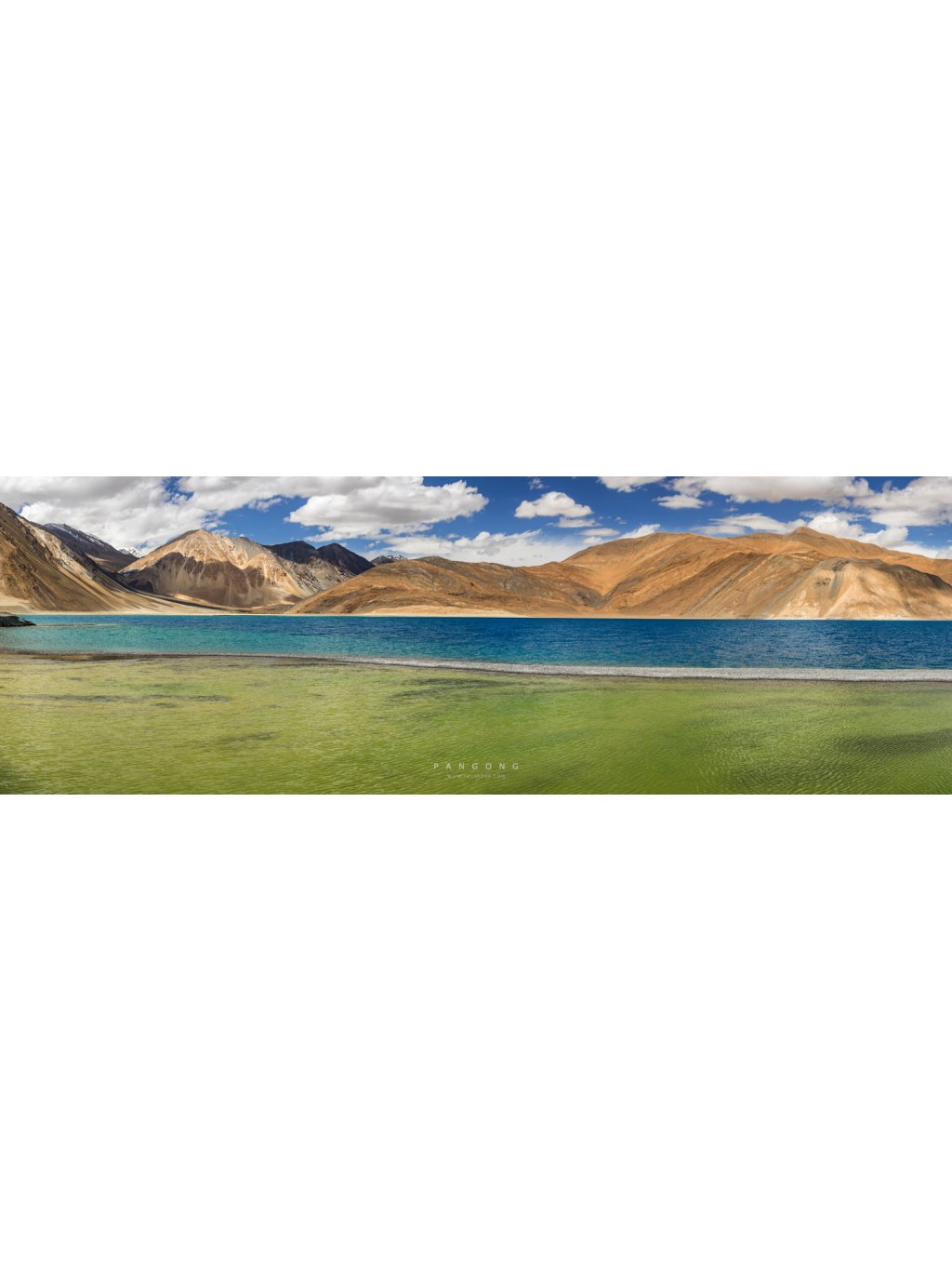 190718 4968 Pangong 8pan 20x60cm sign 1500