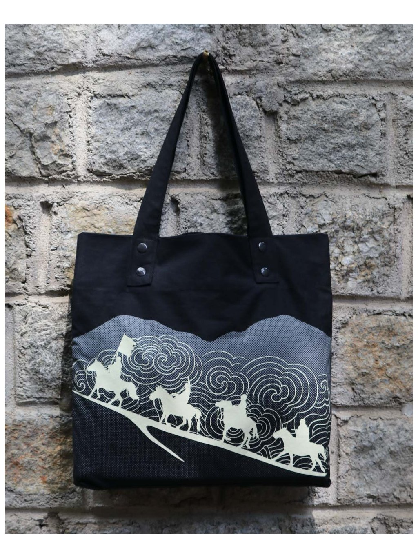 Bag Horse rider black