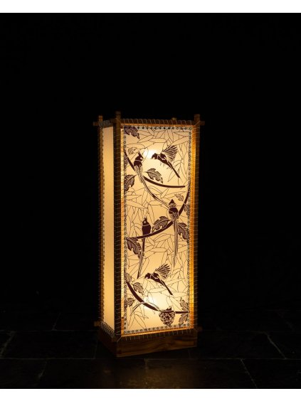 Fly catcher lamp (4)