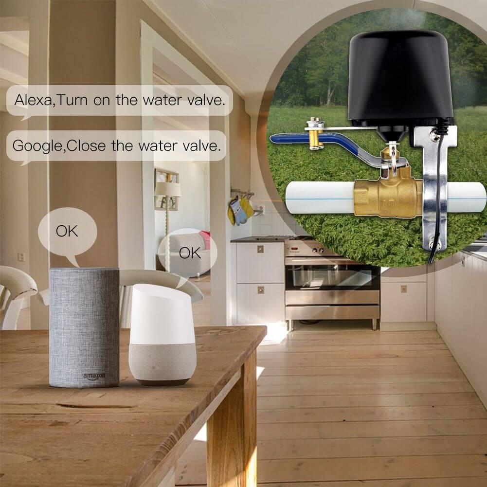 Inteligentný WiFi ventil