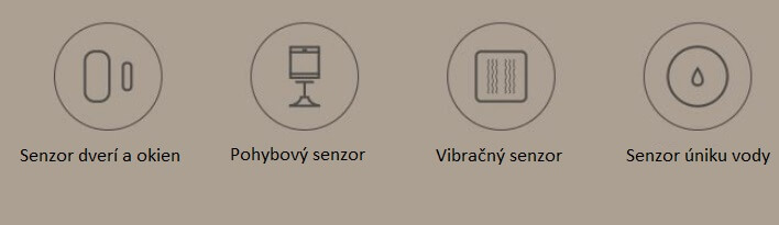 aqara hub senzory kompatibilita
