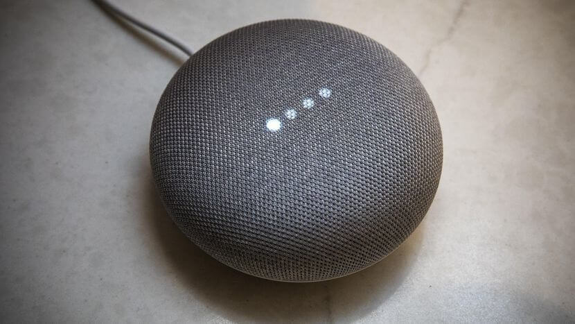 google home mini 3