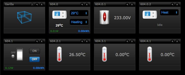 Smart termostat HeatIt v systéme Fibaro
