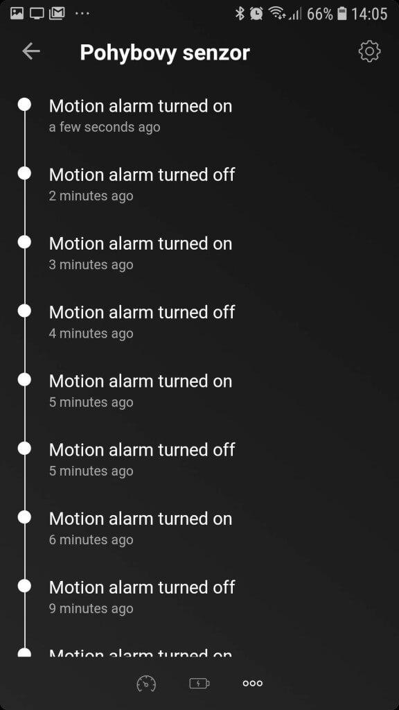 Xiaomi Aqara v systéme Homey