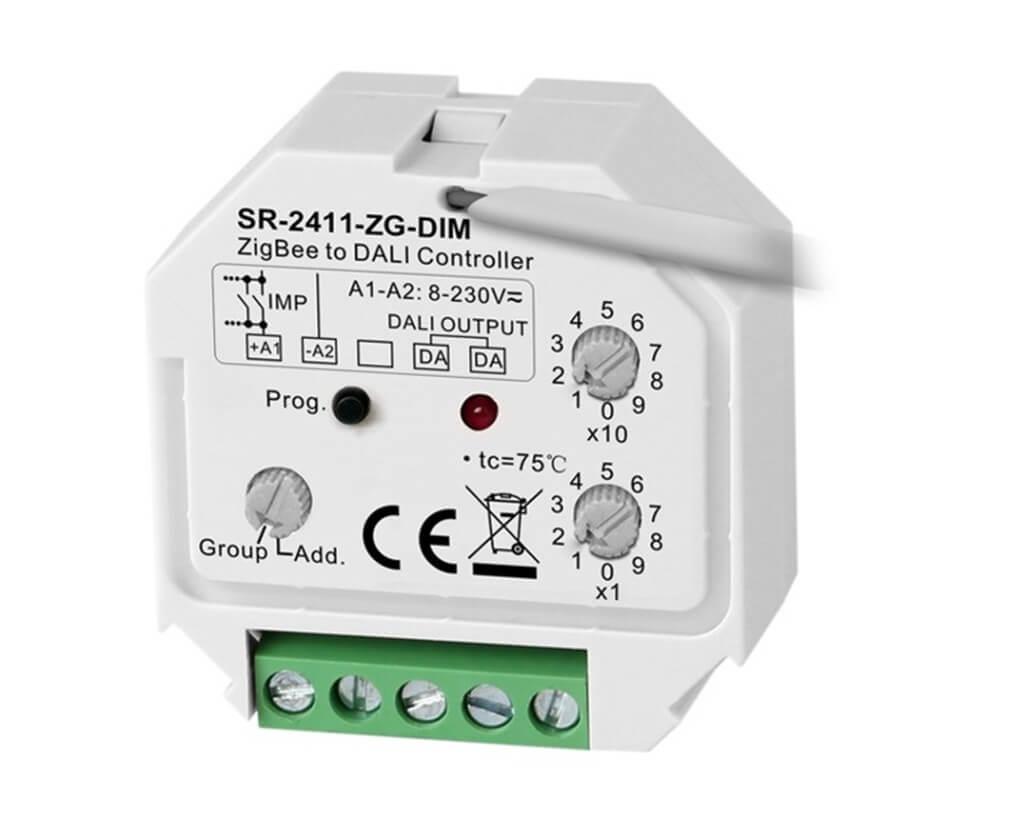sunricher_zigbee_to_dali_dt6_controller