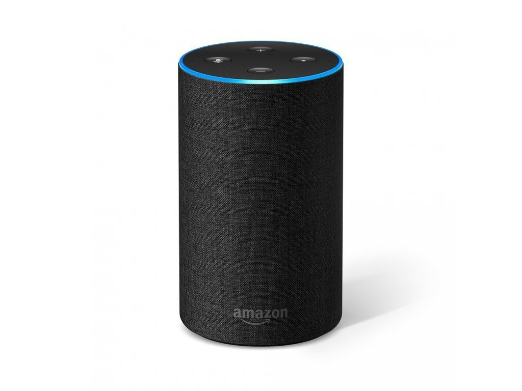 Amazon echo čierna
